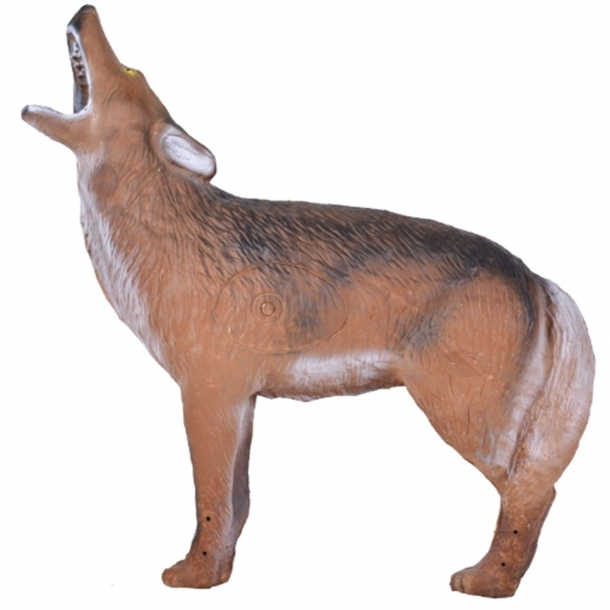 Hylende prærieulv